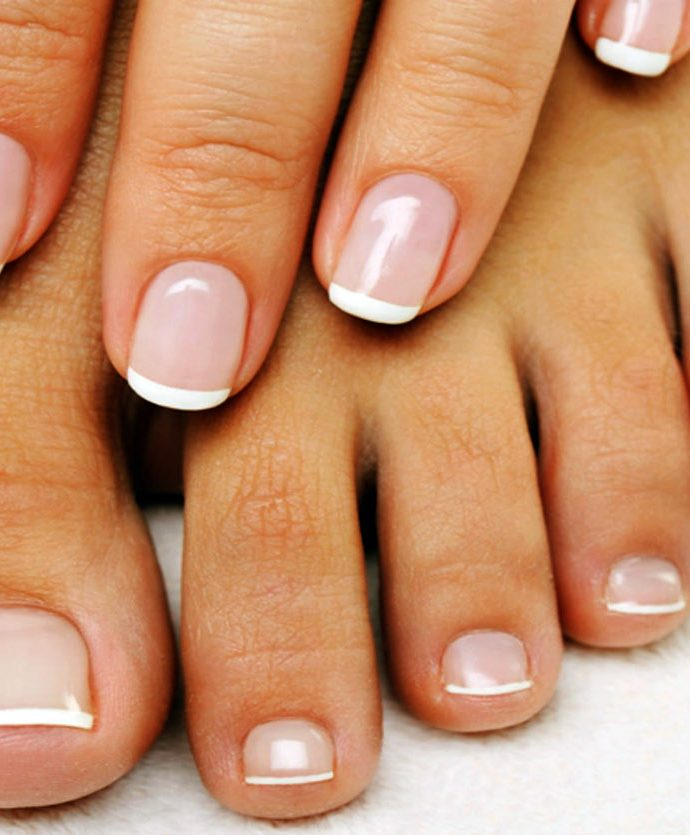 Pedicura con aromaterapia